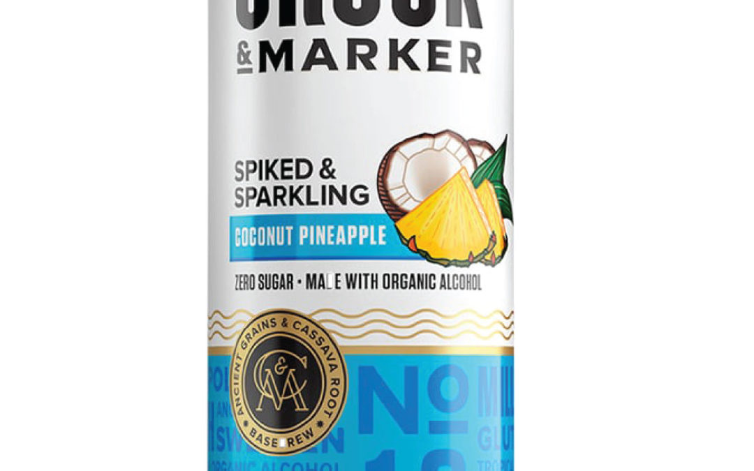 Crook & Maker Coconut Pineapple