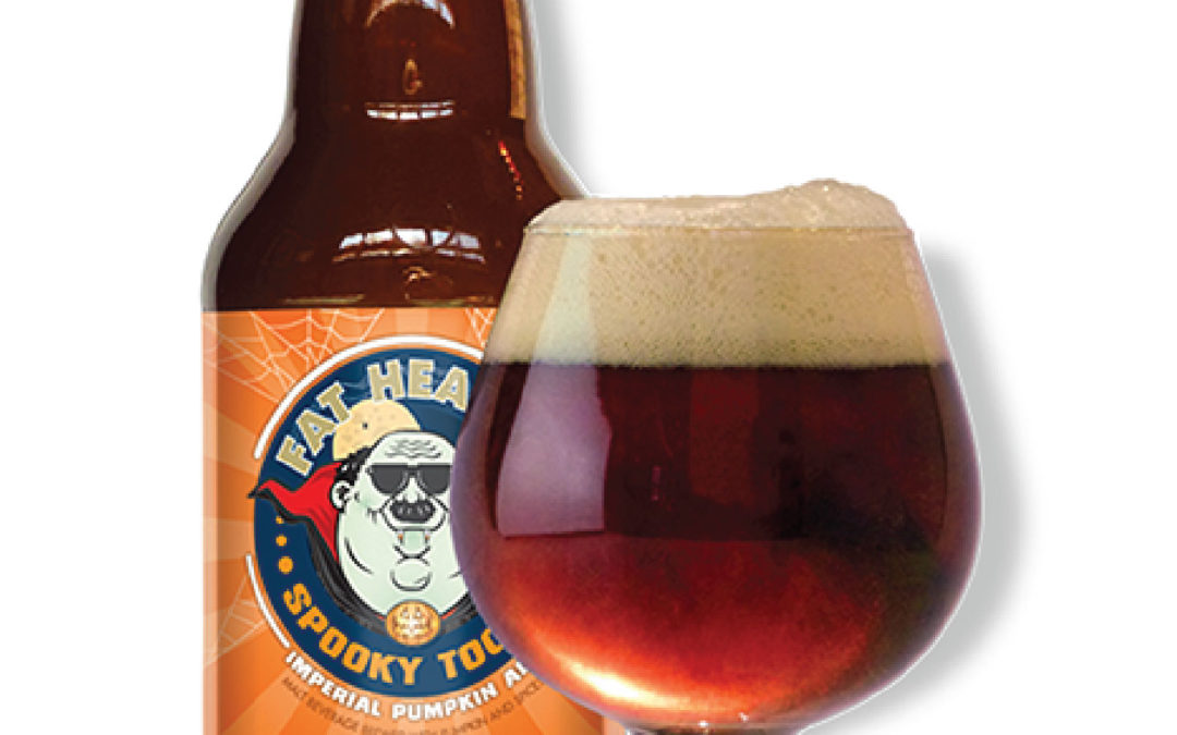 Fat Head's Spooky Tooth Imperial Pumkin Ale