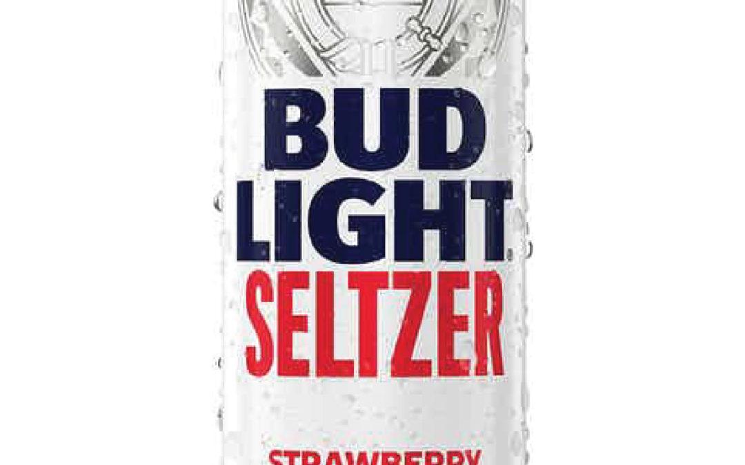 Bud Light Seltzer Strawberry